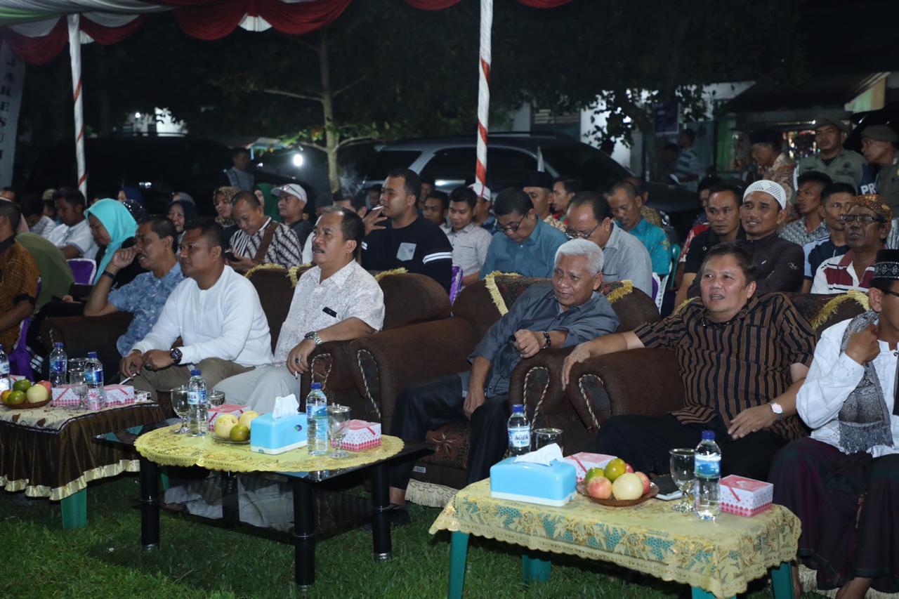 Plt Bupati Halal Bihalal Di Desa Pulo Bandring