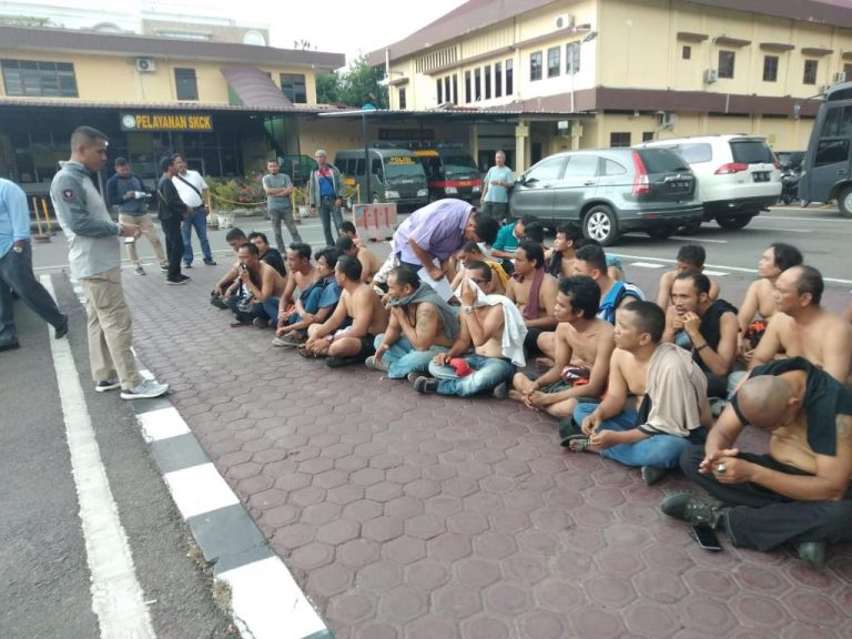 PP PAC Medan Timur Bentrok Dengan masa IPK PAC Kecamatan Medan Perjuangan