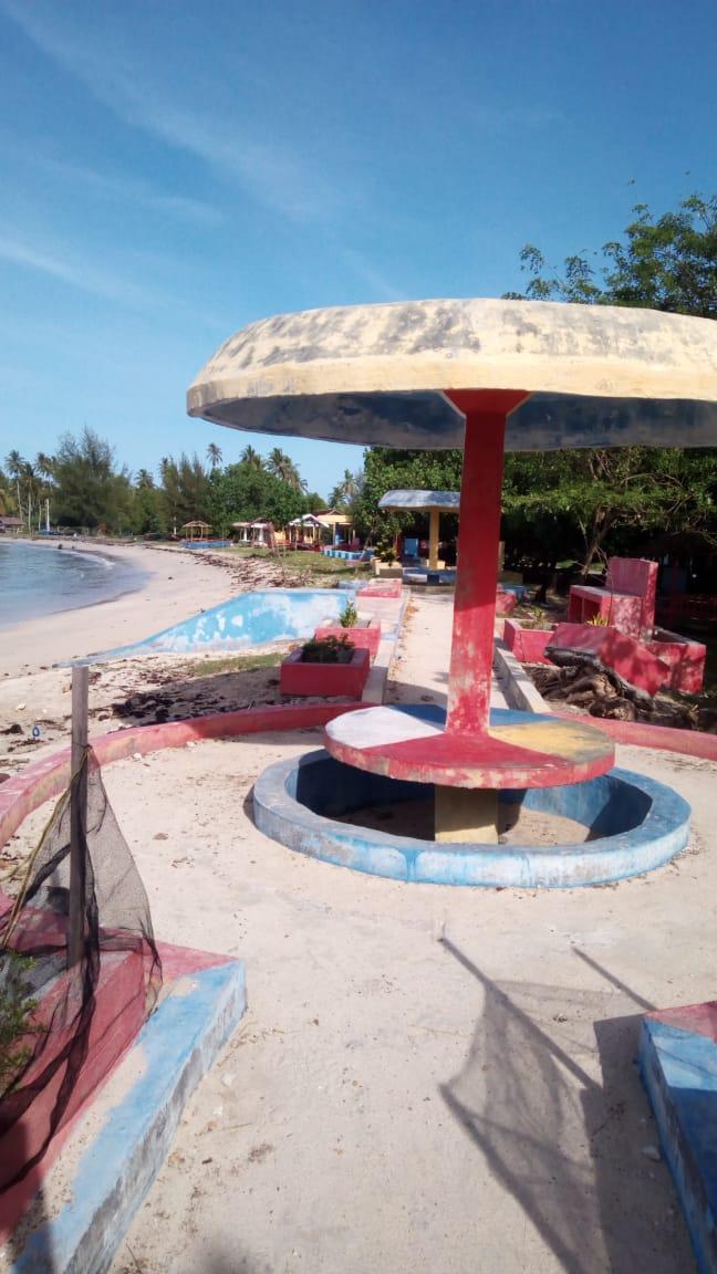Lhok Bubon Pantai Wisata Nan Indah di Aceh Barat