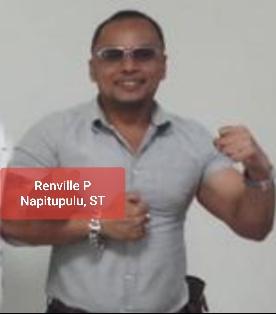Renville P Napitupulu,ST : Menjadi Anggota DPRD Kota Medan Ingin Berbuat Untuk Masyarakat