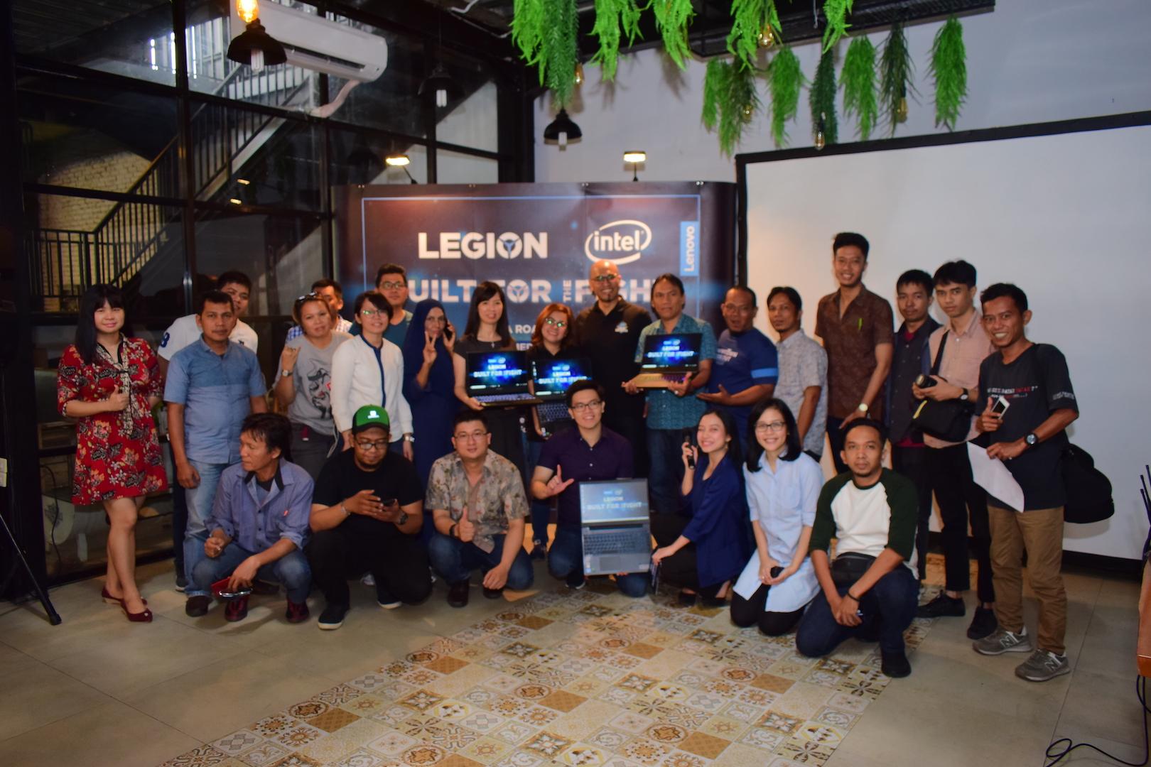 LENOVO Meningkatkan Spesifikasinya Untuk Menjangkau Pasar Gaming yang Lebih Luas