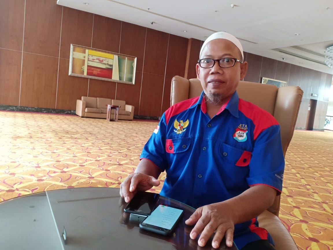 AJH : Anjuran Disnaker Medan Tak Dipatuhi PT. Monspace
