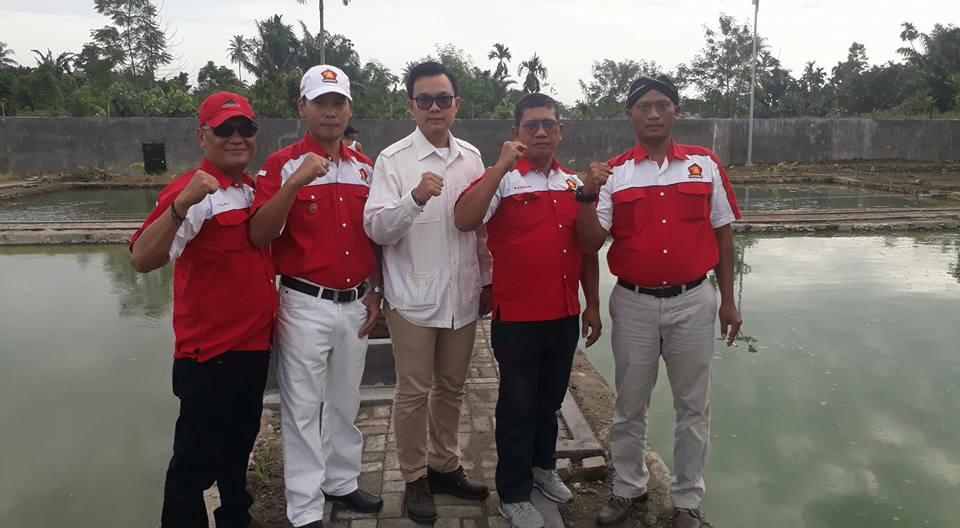 Ketua PAC Partai Gerindra Siap Dukung Calon Walikota Hasil Keputusan Ketum Partai