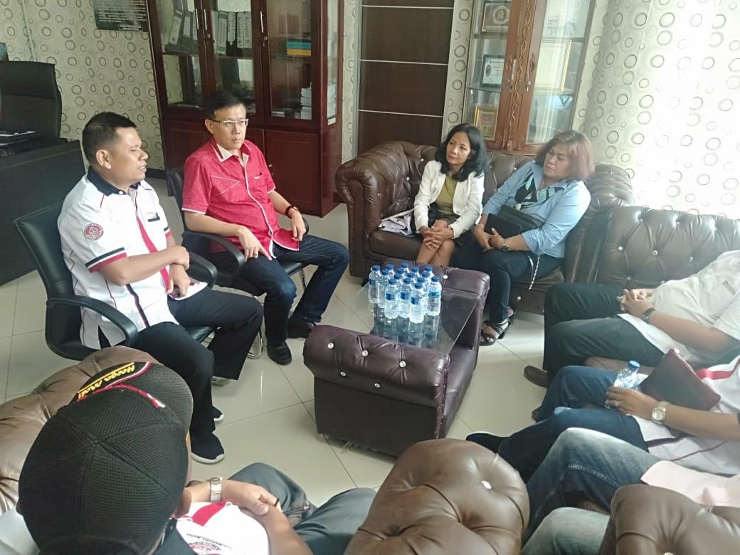 Ormas HBB Dukung Hasyim SE Menjadi Ketua DPRD Kota Medan