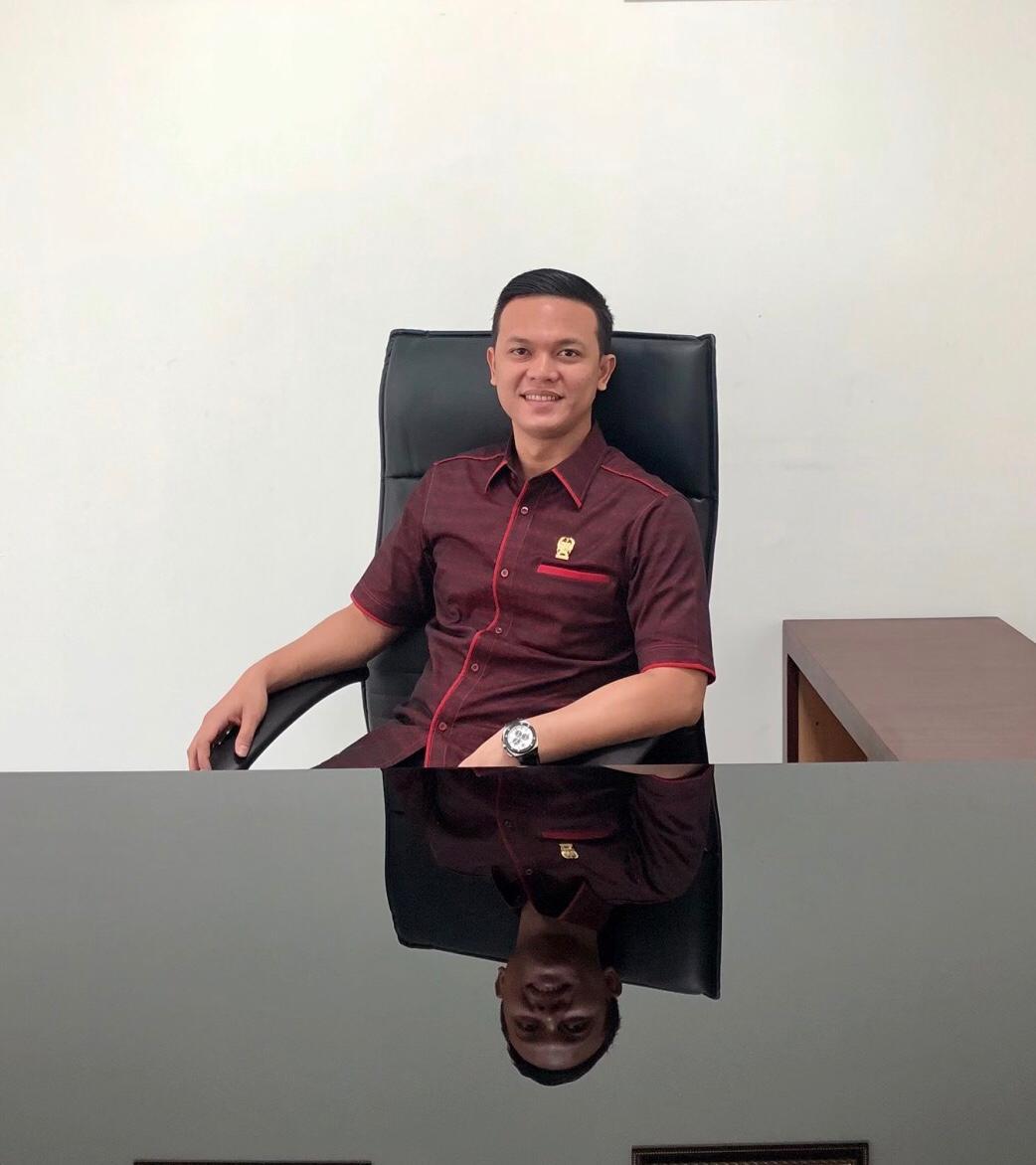 David Sinaga DPRD MEDAN Ucapkan Terima Kasih Kepada Warga Kota Medan