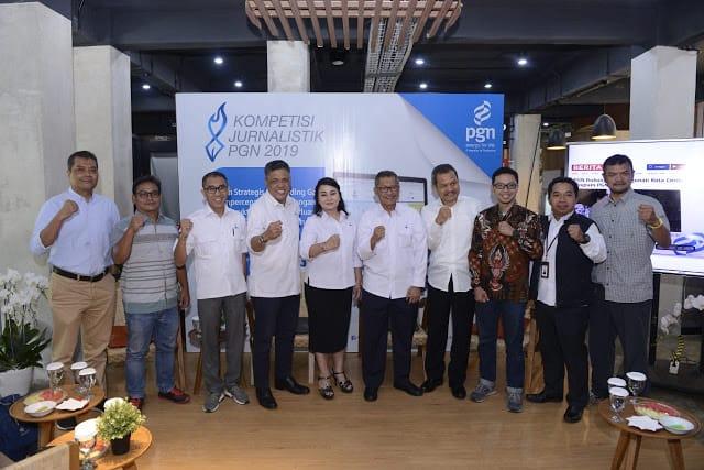 PGN Perkuat Industri Media Melalui KJPGN 2019