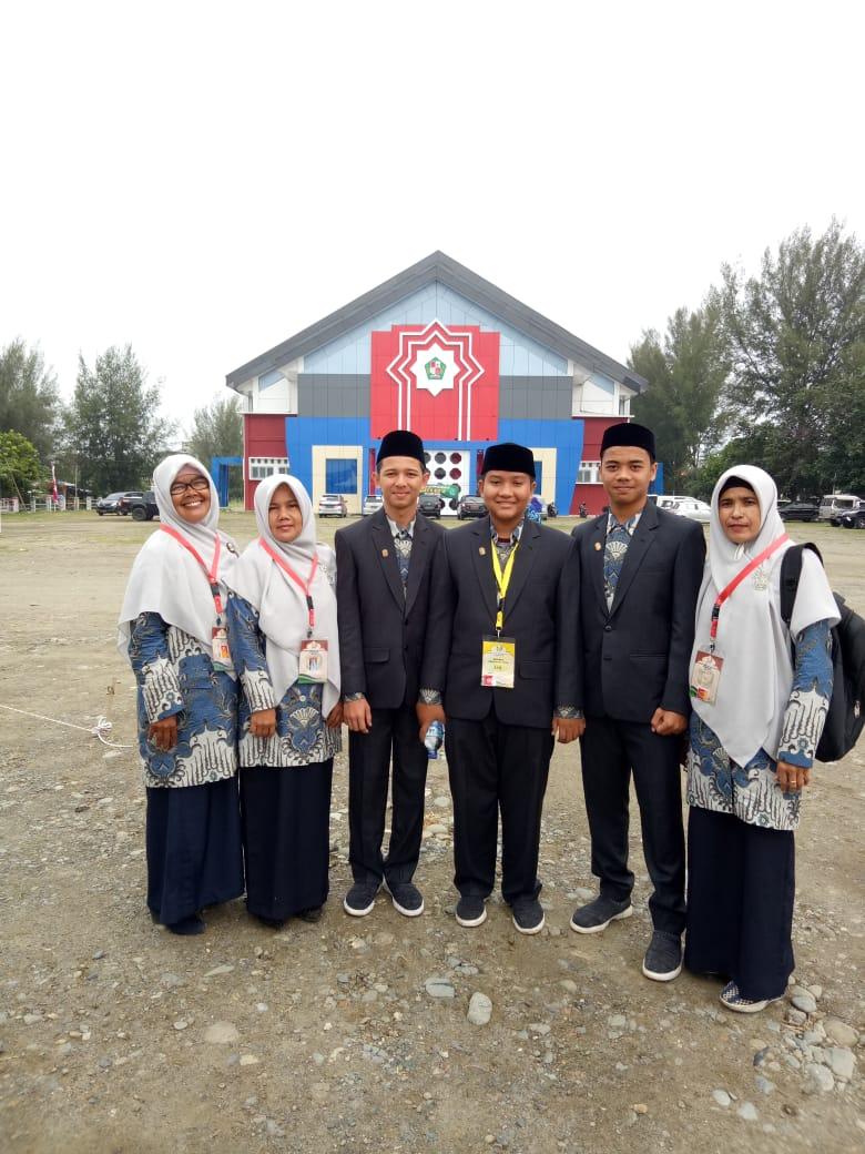 7 Cabang Khafilah asal Nagan Raya MTQ Ke-XXXIV Aceh masuk Final