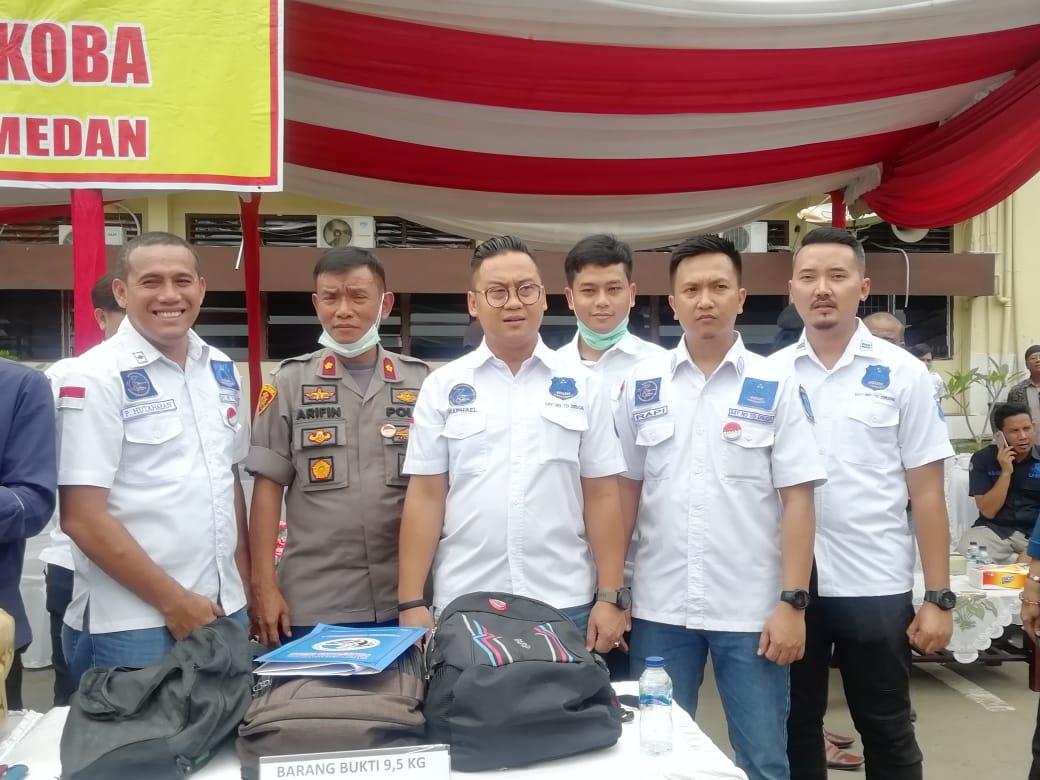 Di Janjikan Imbalan 30 Juta, Warga Surabaya Pikul 6 Kilo Sabu-sabu