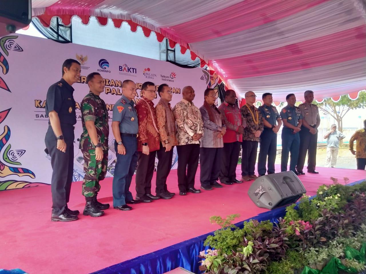 Dominggus Mandacan : KEK Sorong Sejalan Dengan Sasaran Perioritas Pembangunan di Provinsi Papua Barat