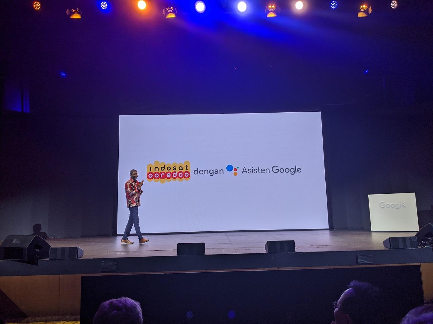 Pertama di Indonesia, Indosat Ooredoo Luncurkan Layanan IM3 Ooredoo 696 dengan Asisten Google, Cara Baru Cari Informasi Lewat Telpon Gratis