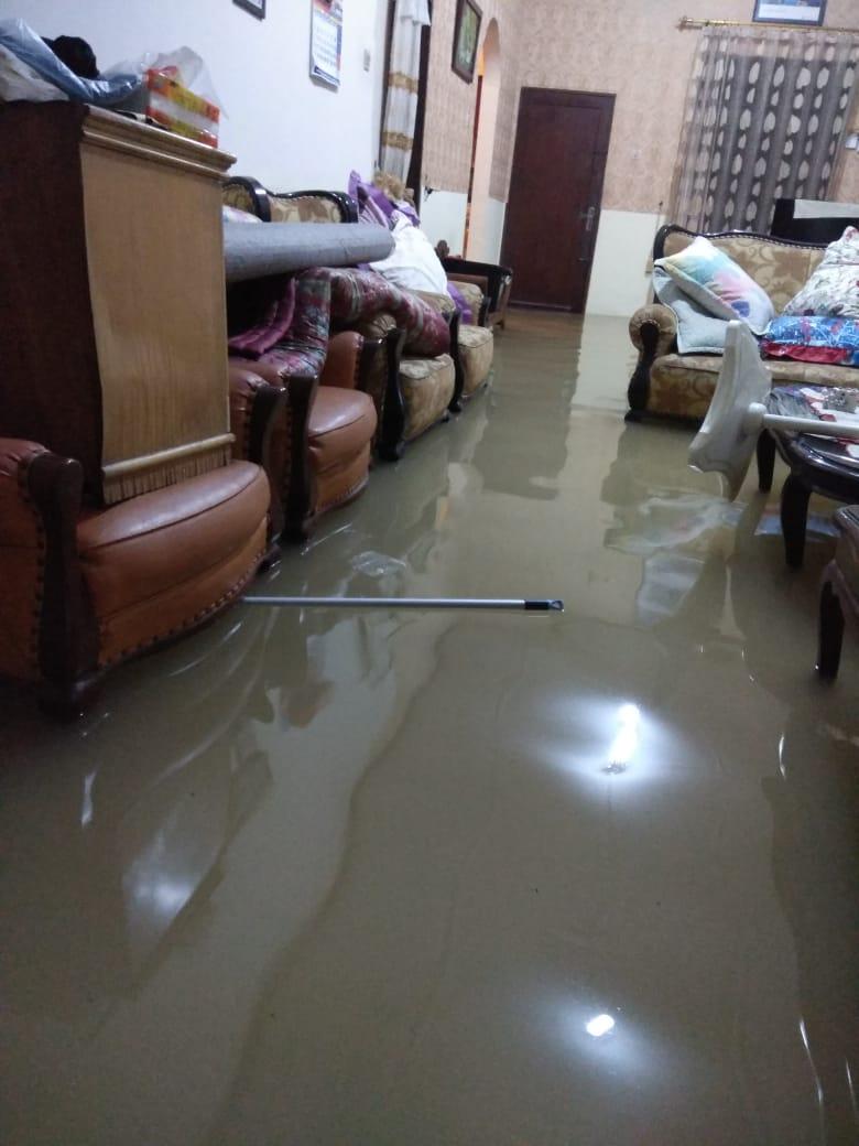 Sering Banjir, Warga Jalan Danau Singkarak Sei Agul Minta Pemko Medan Perbaiki Drainase