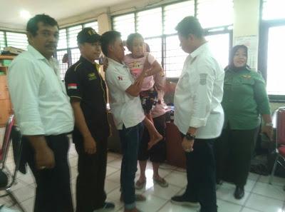 Bocah Asal Palembang Yang Ditinggal Ibunya Akhirnya Dijemput Ayahnya di Polsek Kalideres