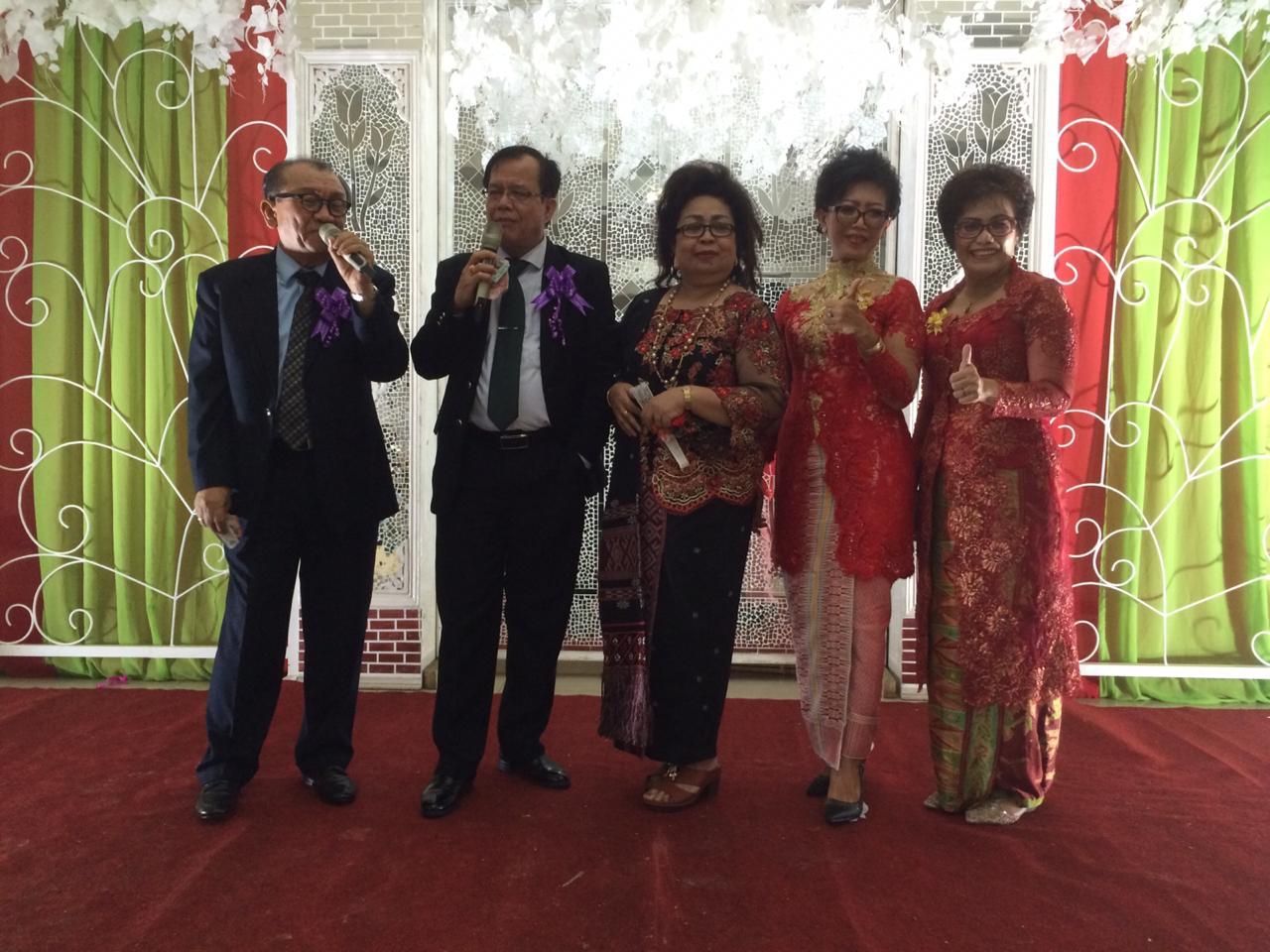 Perayaan Natal PARNASIB Kota Madya Medan Dan Kabupaten Deli Serdang 2019 Berlangsung  Meriah Dan Penuh Sukacita
