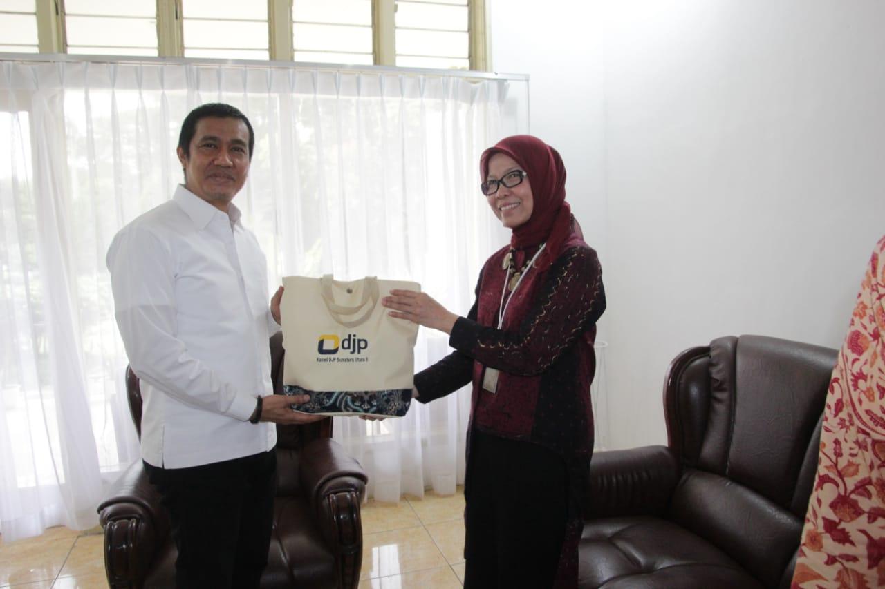 Walikota Siantar Dukung Kanwil DJP Sumut II Gali Potensi Pajak