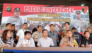 Lagi 2 Tersangka Kasus Pinjaman Online Ilegal Ditangkap Polres