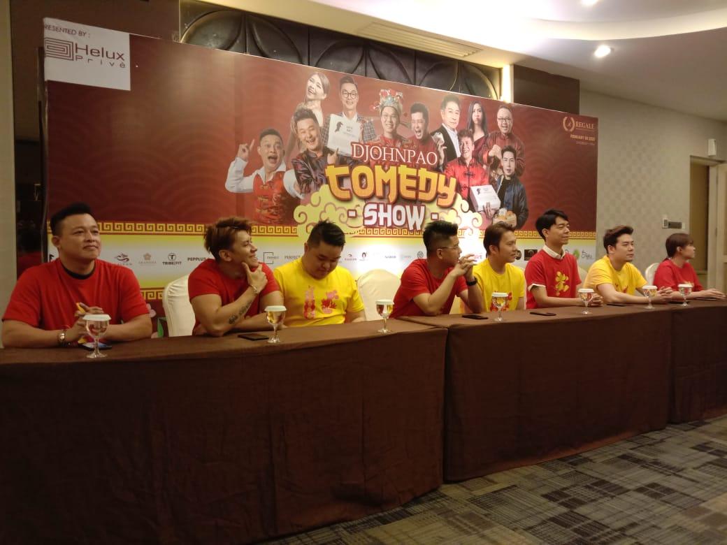 Djohnpao Comedy Show Akan Hibur Masyarakat Kota Medan di Perayaan Cap Go Meh