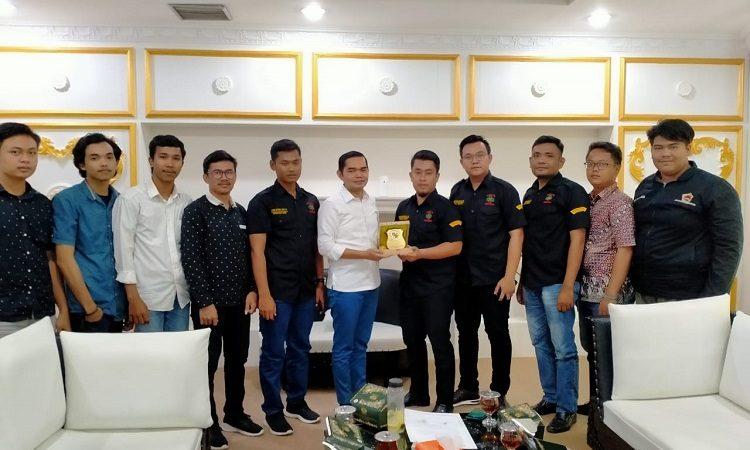 Dewan Pimpinan Cabang Pemuda Tani Indonesia Kota Medan Ber-Silaturrahmi dengan Ihwan Ritonga, S.E.