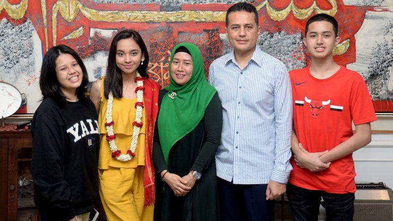 Pulang ke Sumut, Lyodra Ucapkan Terima Kasih atas  Dukungan Pemprov dan Masyarakat