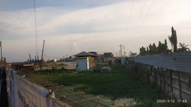 Diduga Tak Kantongi IMB, Pembangunan PT STTC Disoal tokoh masyarakat Belawan