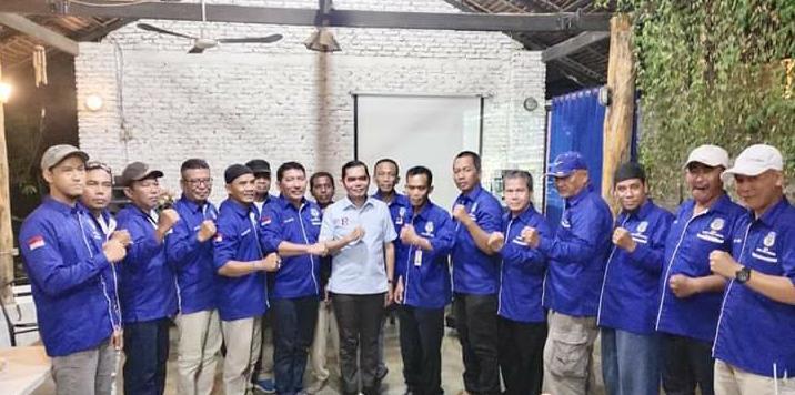 Ihwan Ritonga Harapan Pemuda Kota Medan di Malam Silatuhrahmi Aliansi Pemuda Indonesia