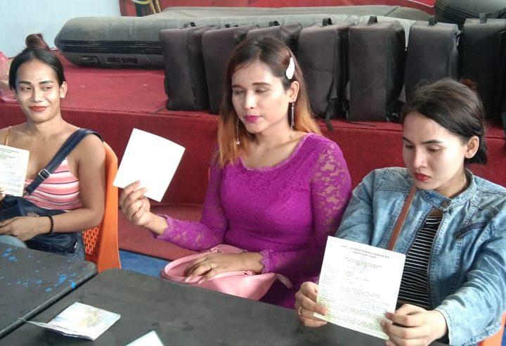 Polres Tanjung Balai Amankan 3 TKI Ilegal