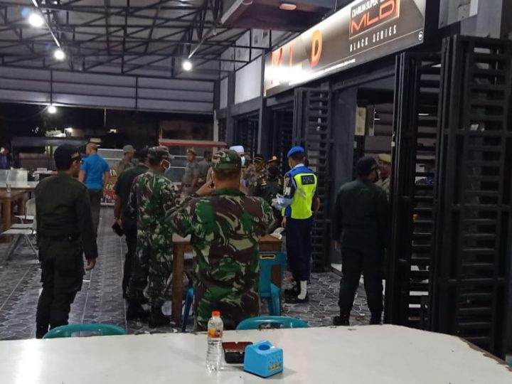 Forkompinda Prov Aceh Sosialisasi Covid-19 di Aceh Besar