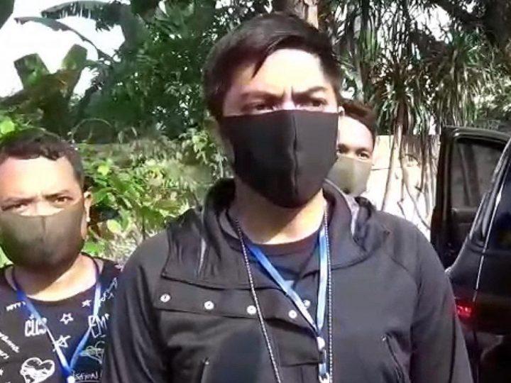 Satnarkoba Polres Metro Jakarta Barat Berhasil Mengamankan Dua Orang Pengedar Narkoba Saat Bertransaksi di Kawasan Kebon Jeruk