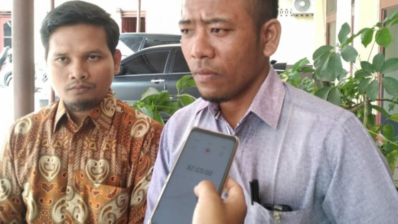 Oknum Wartawan Yang Todongkan Senjata Mirip Pistol Pada Warga Akhirnya Diperiksa Penyidik Polsek Percut Sei Tuan
