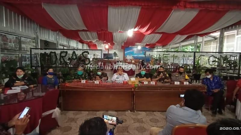 Ketua DPRD Samosir, Minta Pemkab Perketat BST Tahap Kedua