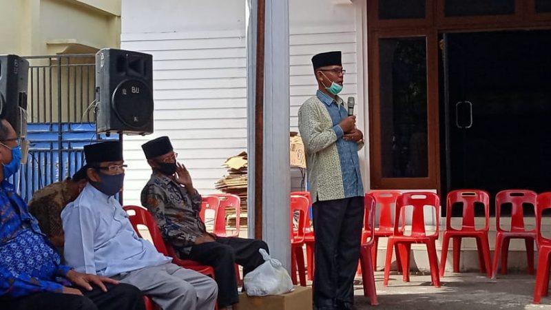 """Pendeta GKI Sibolga Haratua Opung Sunggu Apresiasi Kepemimpinan Walikota Sibolga, """"Dia Pemersatu Agama"""""""