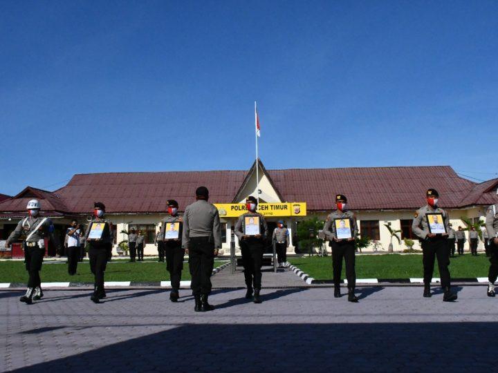 Anggota Polri Aceh Timur Terlibat Narkoba Di PTDH