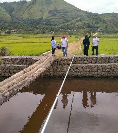 DPRD Samosir Minta Pemprovsu Lanjutkan Pembangunan Sungai Binanga Bolon