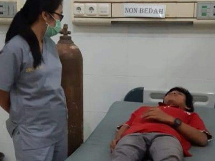 Wkl Ketua DPRD Samosir, Gugus Tugas Covid-19 Jangan Buang Badan Saat Karyawan Hotel Pingsan