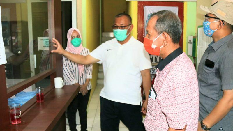 Akhyar Ingatkan Seluruh Kantor Pelayanan Pemerintahan Terapkan Protokol Kesehatan