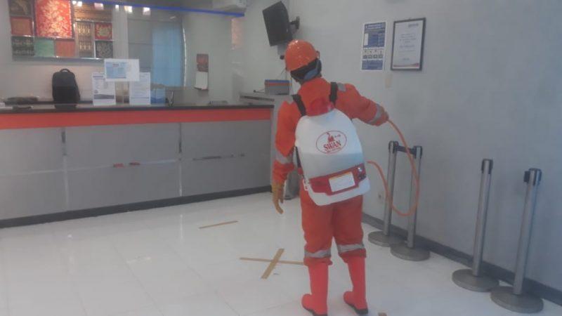 Karyawan BRI Cabang Air Joman, Warga Medan Positif Covid-19