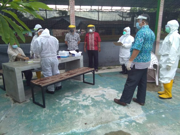 ASN RSUD Tengku Mansyur Tanjung Balai, Warga Kota Kisaran Positif Covid-19
