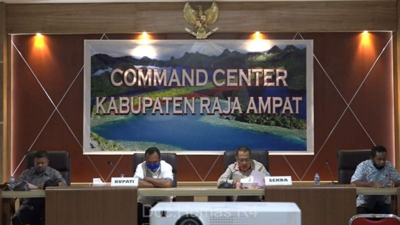 Bupati AFU Gelar Rapat Mediasi dengan Kepala BLUD dan Perwakilan Warga yang di PHK