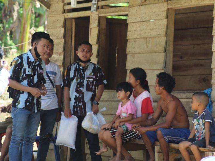 SAPMA IPK Gunungsitoli Gelar Bakti Sosial