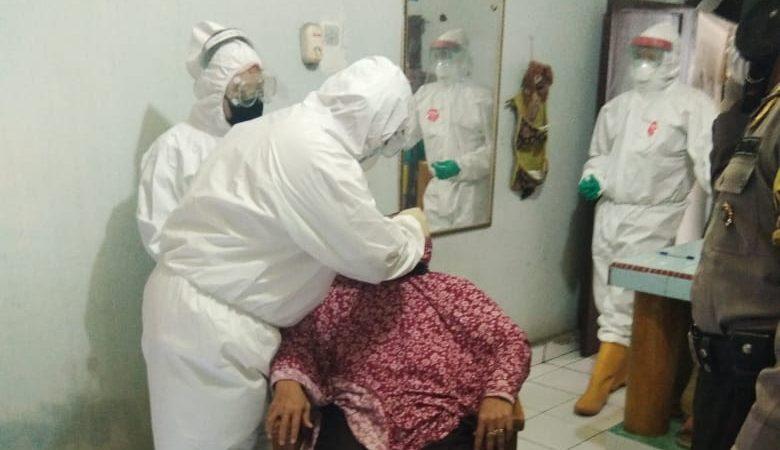 Meningkatnya Jumlah Korban Covid-19, Tim Gugas Sergai Lakukan Mekanisme Preventif Protokol Kesehatan