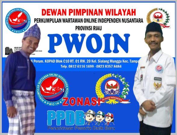 Pelaksanaan PPDB TA 2020/2021 Tingkat SMA/SMK, Rizal Tanjung dan Ismail Sarlata Minta Kepala Sekolah Transparan