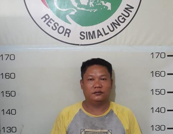 Simpan Sabu Di Kotak Rokok, Pria Ini Ditangkap Polisi Di Simalungun