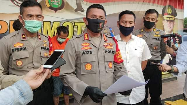 Polda Metro Jaya Bongkar Pabrik Narkoba di Bali, Sita 24 Kg Tembakau Gorila dan 7 Liter Vape