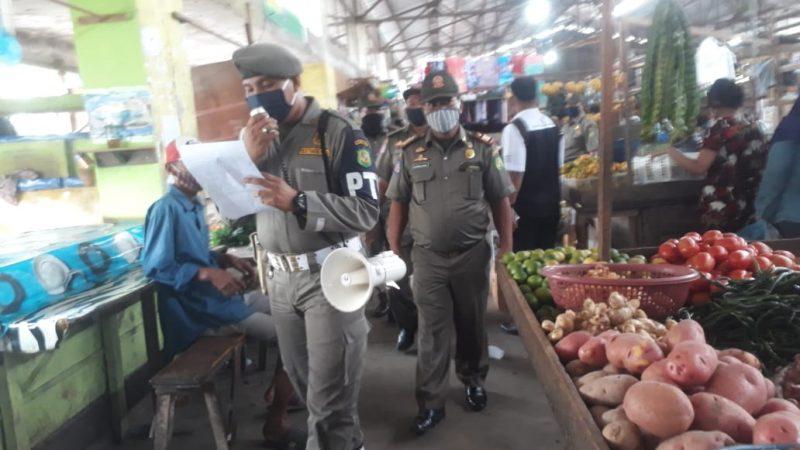 Tegakkan Perwal No 11/2020,  Pemko Medan Gencar Laksanakan Razia Masker