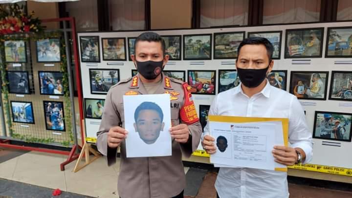 Polrestro Depok Gunakan Sketsa Wajah Dalam Perburuan Penculik Anak