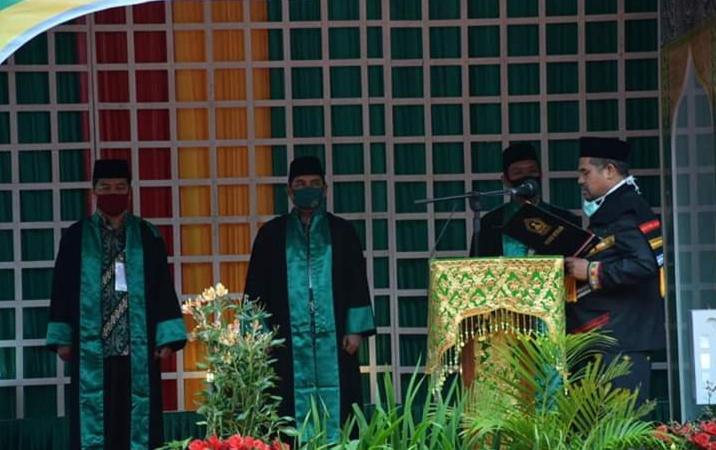Abuya Lantik Dewan Hakim MTQ ke – VIII Kabupaten Bener Meriah