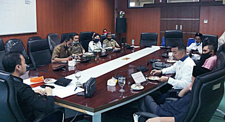 Komisi III DPRD Medan Tuntut Kinerja BPPRD Untuk Tingkatkan PAD