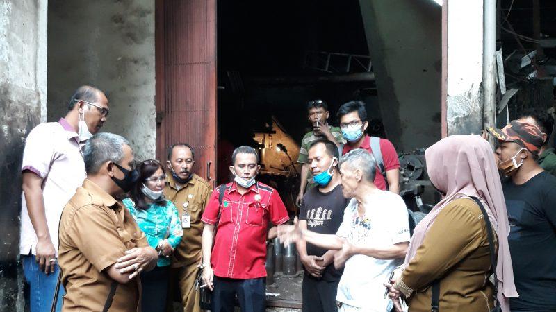 Komisi IV DPRD Medan Kunjungi 6 Lokasi Bangunan Diduga Menyalahi Aturan