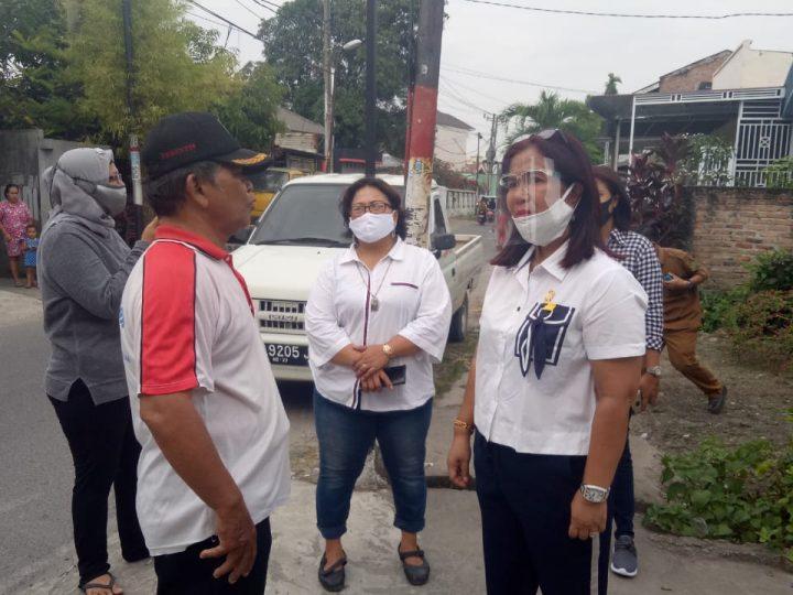 Kerap Banjir, Warga Jalan Mesjid Helvetia Timur Nilai Dinas PU Medan Gagal Normalisasi Saluran Drainase Gg.Kasan Jaya