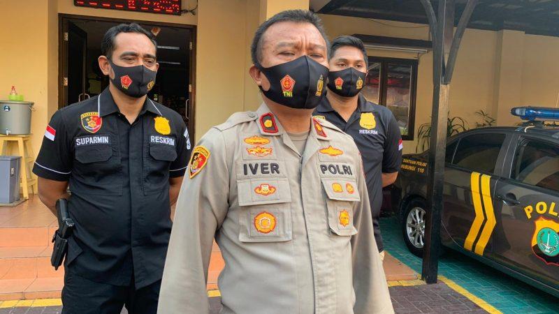 Kurang Dari 24 Jam Tiga Begal Bersenjata Tajam Ditangkap Polsek Tambora