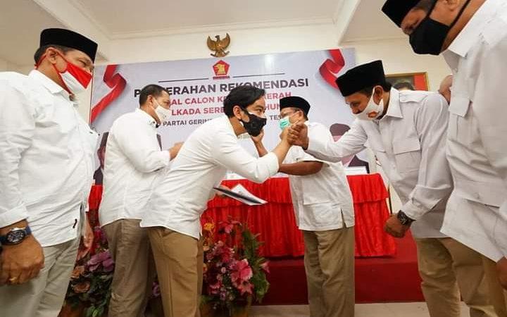 Rekomendasi Dukungan Gerindra Untuk Gibran Ditandatangani Prabowo
